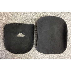 B1 Replacement Dinamica suede seat panels